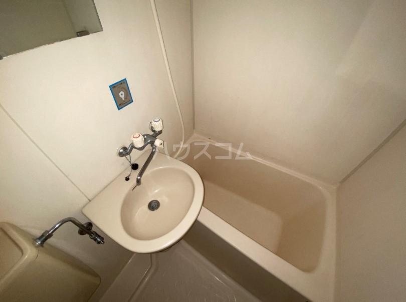 アリックスビル 403号室の風呂
