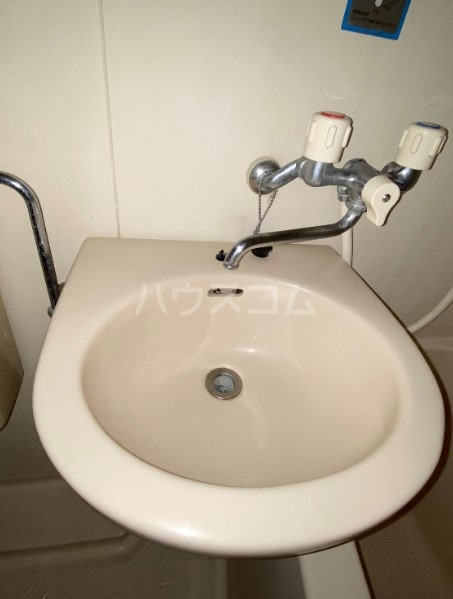 アリックスビル 403号室の洗面所