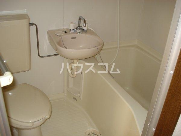 ハイツONO 205号室の洗面所