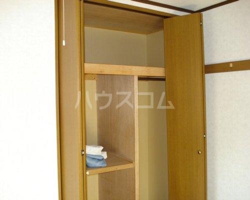 ハイツONO 205号室の収納