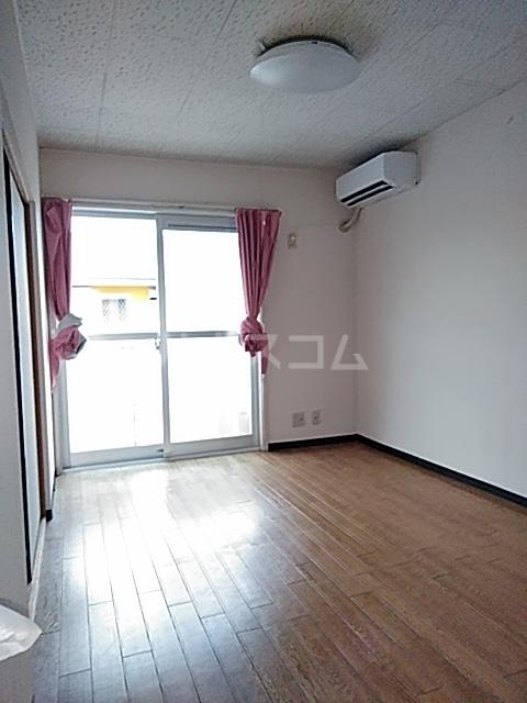 ハイムパンプキンPARTⅡA棟 205号室のベッドルーム