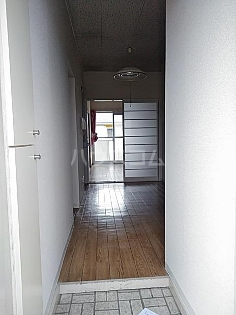 ハイムパンプキンPARTⅡA棟 205号室の玄関