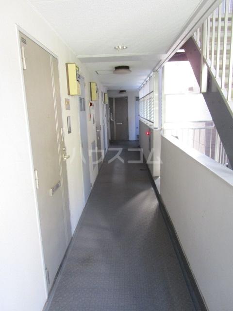 ウインベルソロ国分寺1 604号室のロビー