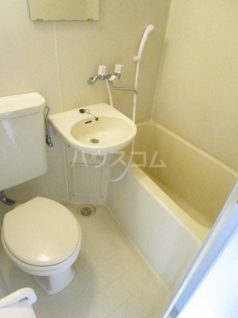 ウインベルソロ国分寺1 604号室の風呂