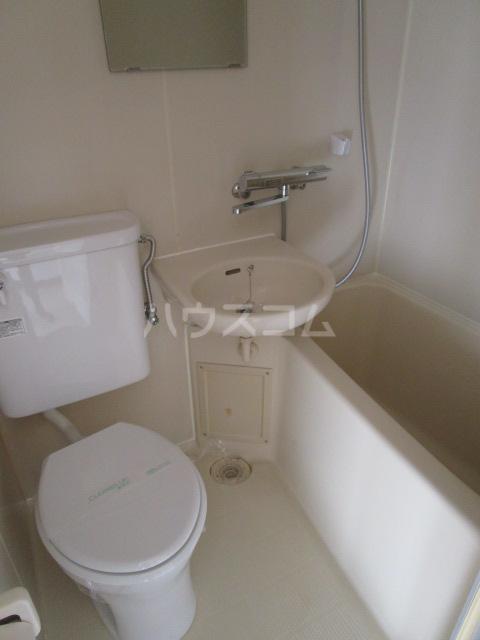 ウインベルソロ国分寺1 605号室の風呂