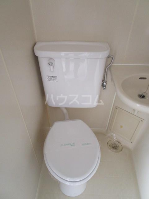 ウインベルソロ国分寺1 605号室のトイレ