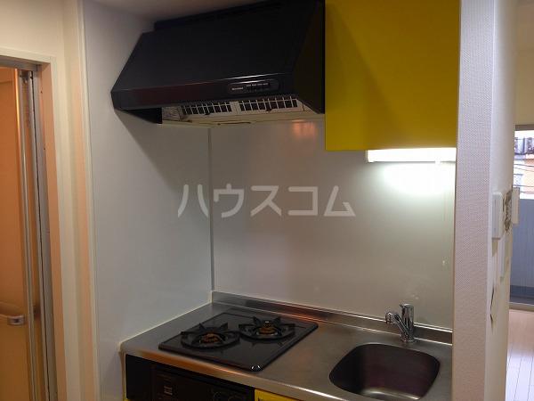 HF国分寺レジデンス 1102号室のキッチン