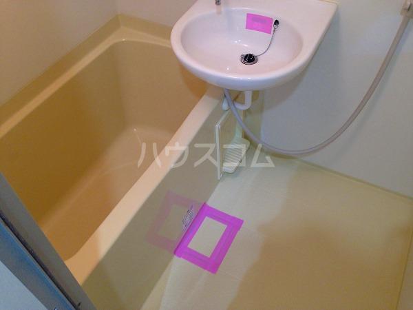HF国分寺レジデンス 1102号室の風呂