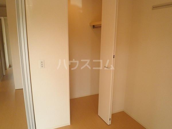 CASA de Ryo 103号室の収納
