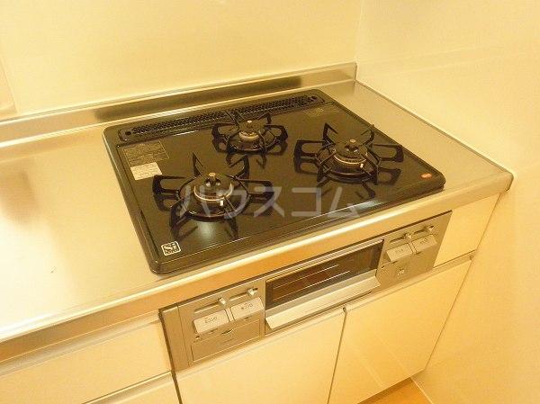 CASA de Ryo 103号室のキッチン