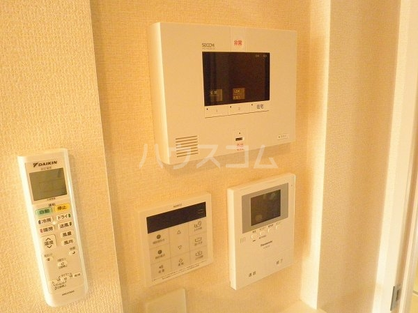 CASA de Ryo 103号室のセキュリティ