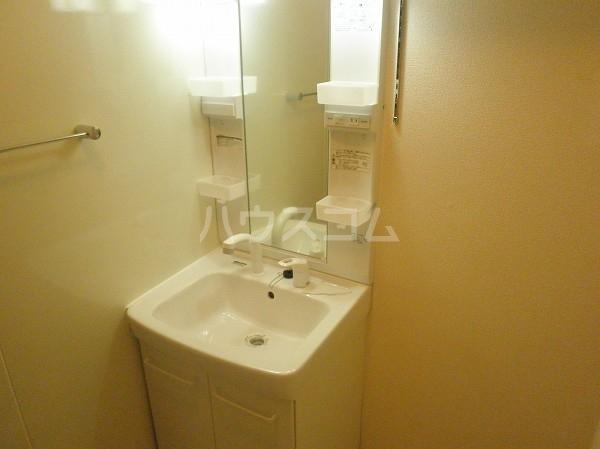 CASA de Ryo 103号室の洗面所