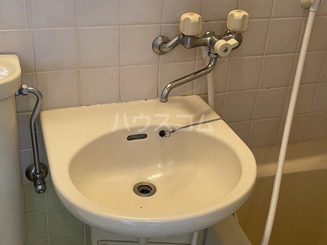 グランデール泉 605号室のトイレ