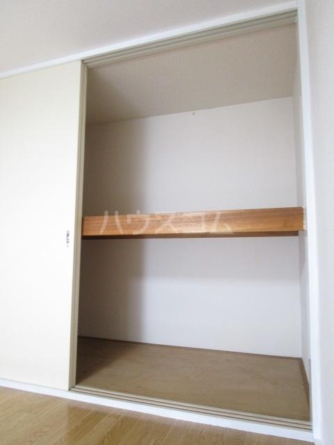 ラサ国分寺B館 205号室の収納