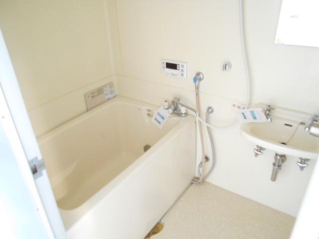 マンションカンナ 202号室の風呂