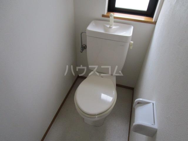ファンツアール 201号室の洗面所