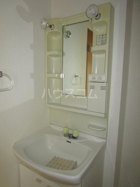 ファンツアール 201号室のトイレ