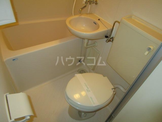 クリエイト国分寺 501号室のトイレ