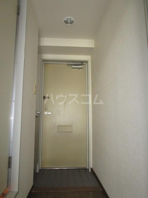 クリエイト国分寺 501号室の玄関