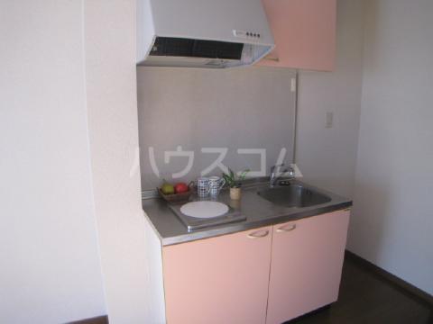 エレンシア・N 30A号室のキッチン