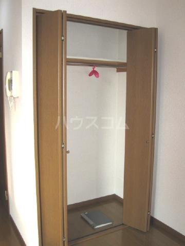 エレンシア・N 30A号室の収納