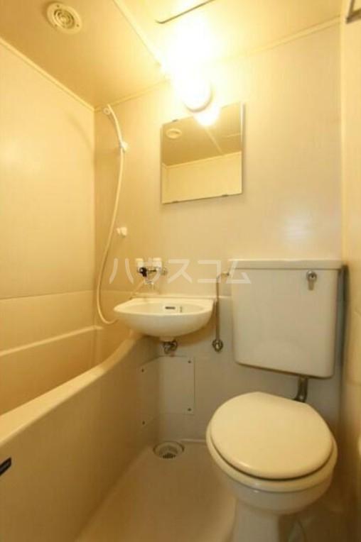 ネオハイシティ桜新町 105号室の風呂