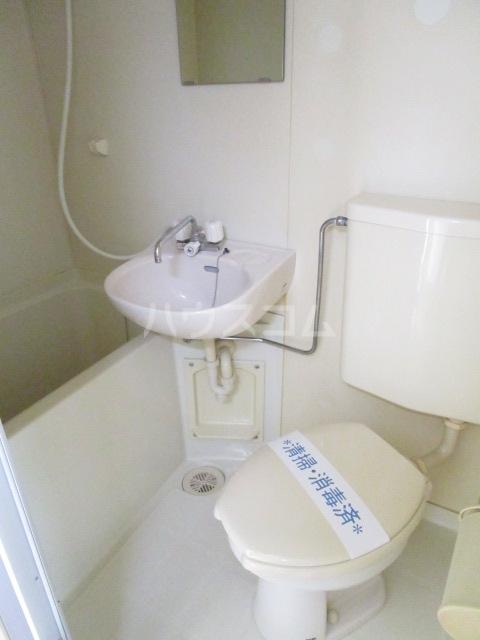 ラサ国分寺A号館 203号室の風呂