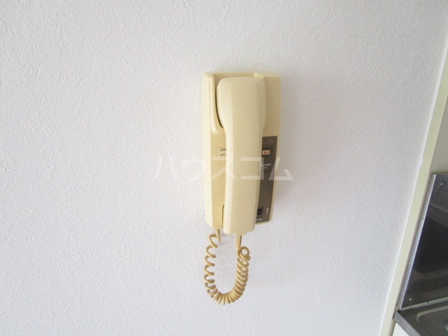 シャローム国分寺 307号室のセキュリティ
