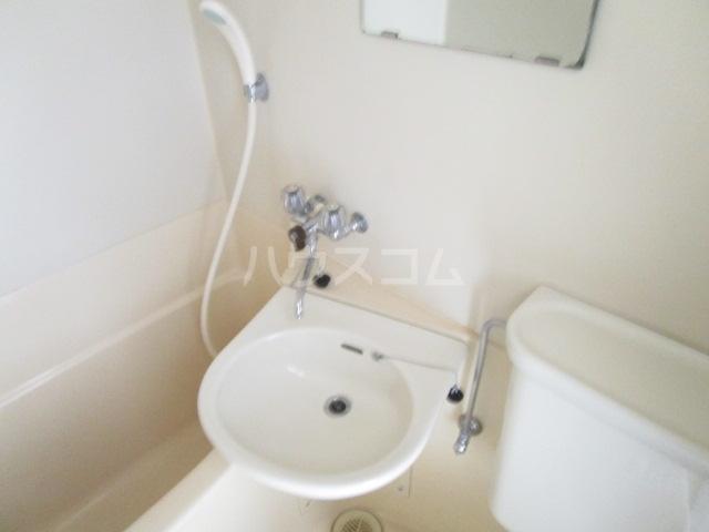 シャローム国分寺 307号室の洗面所