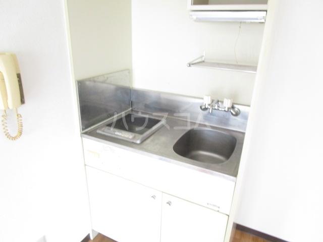 シャローム国分寺 307号室のキッチン