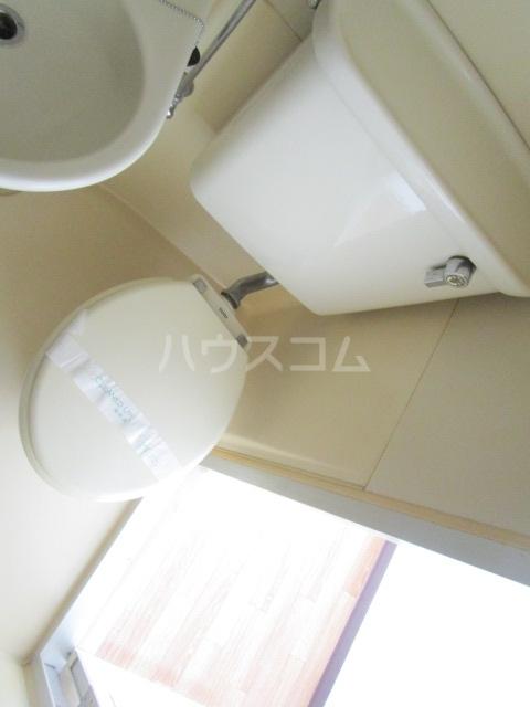 シャローム国分寺 307号室のトイレ