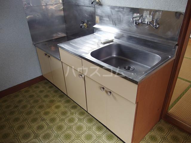 アイビル多摩 201号室のキッチン