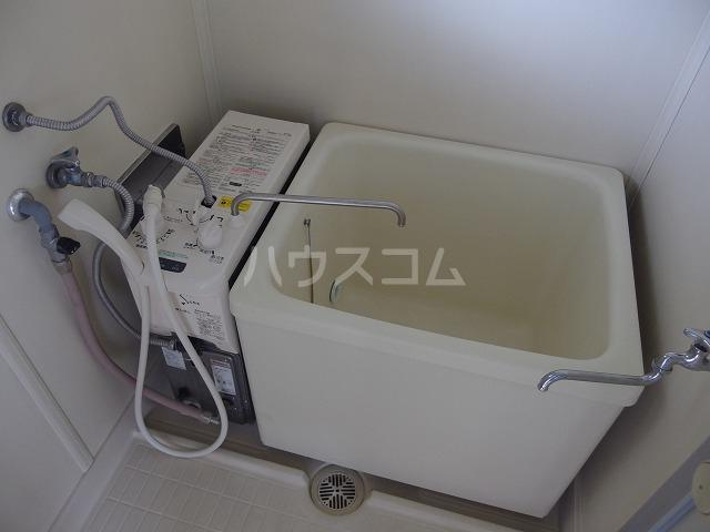 アイビル多摩 201号室の風呂