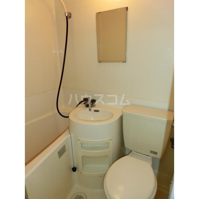 スカイハイツ土方 101号室の風呂