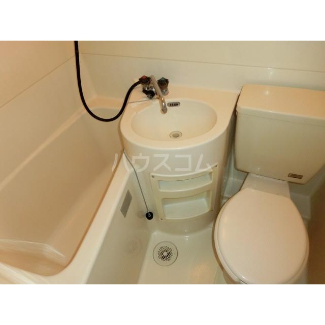 スカイハイツ土方 101号室のトイレ