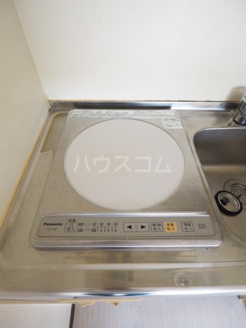 プレズ志賀公園 4B号室の風呂