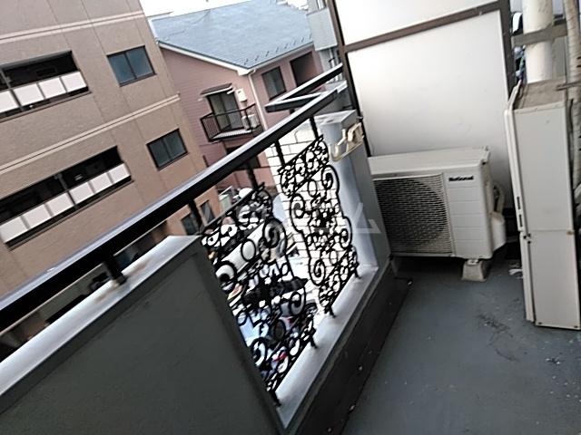 ダイニチ館7番館 310号室のバルコニー