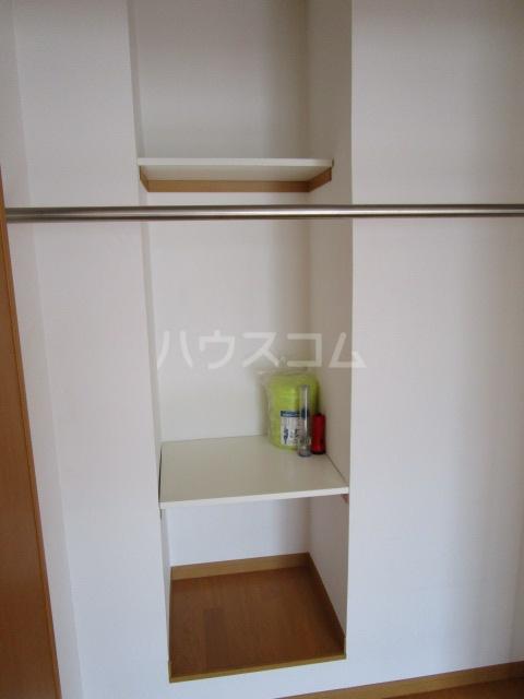 アムール MOTOMACHI 201号室の収納