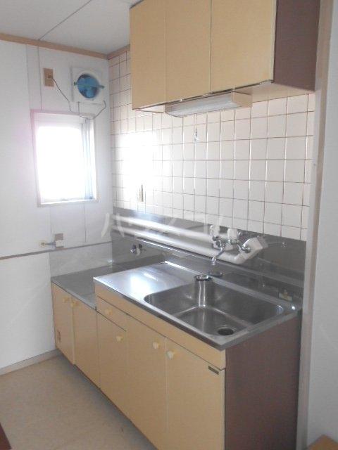ヴィレッタ光陽 206号室のキッチン