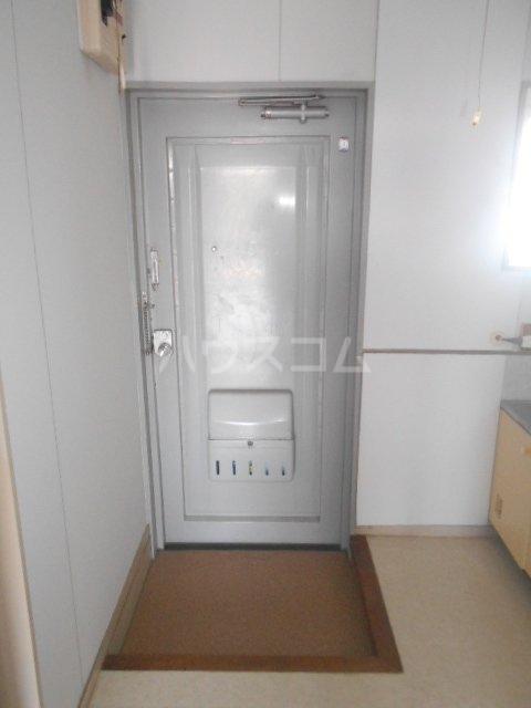 ヴィレッタ光陽 206号室の玄関