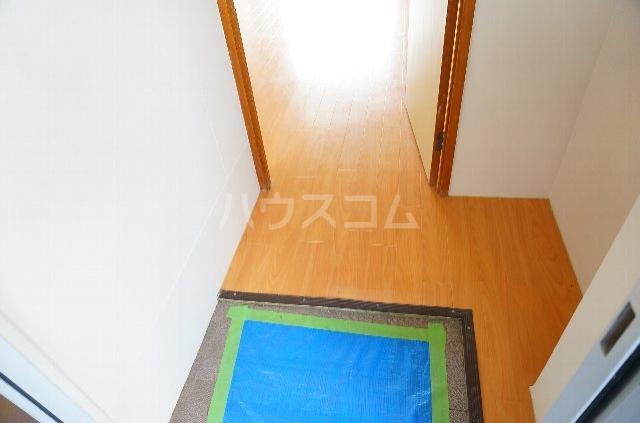 メゾンSⅡ 2C号室の玄関