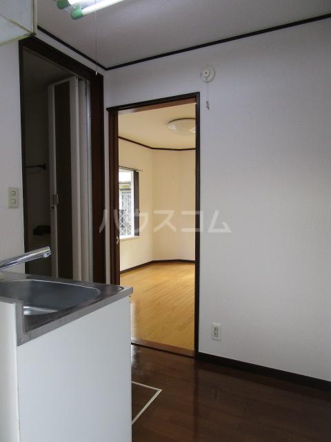 ニュー本多 101号室の玄関