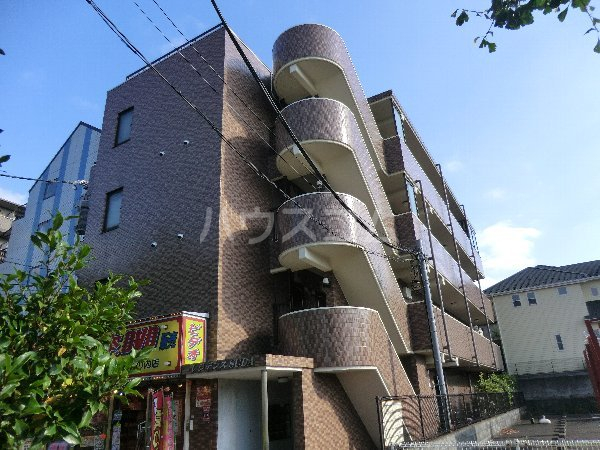 レジデンスSUDA外観写真