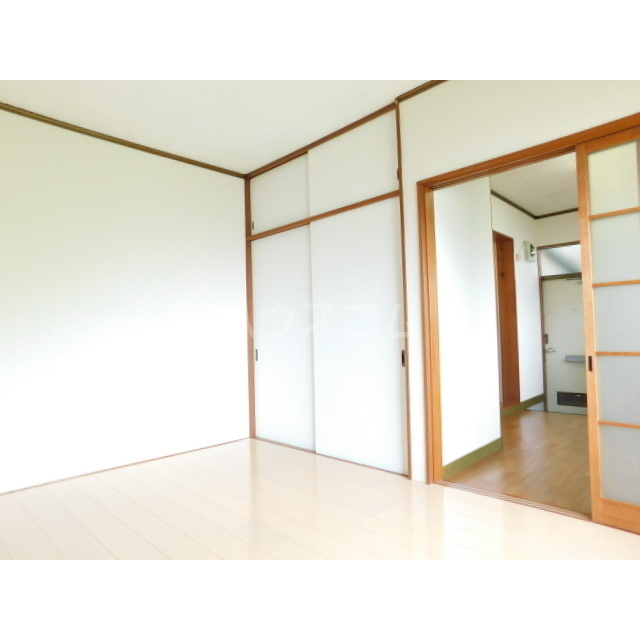 木村ハイツ 1-2号室のリビング