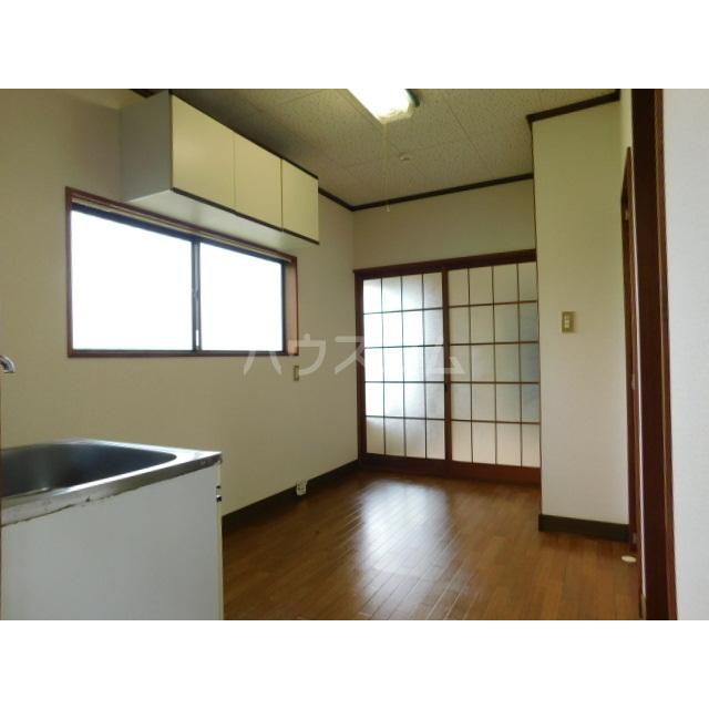 木村ハイツ 1-2号室のキッチン