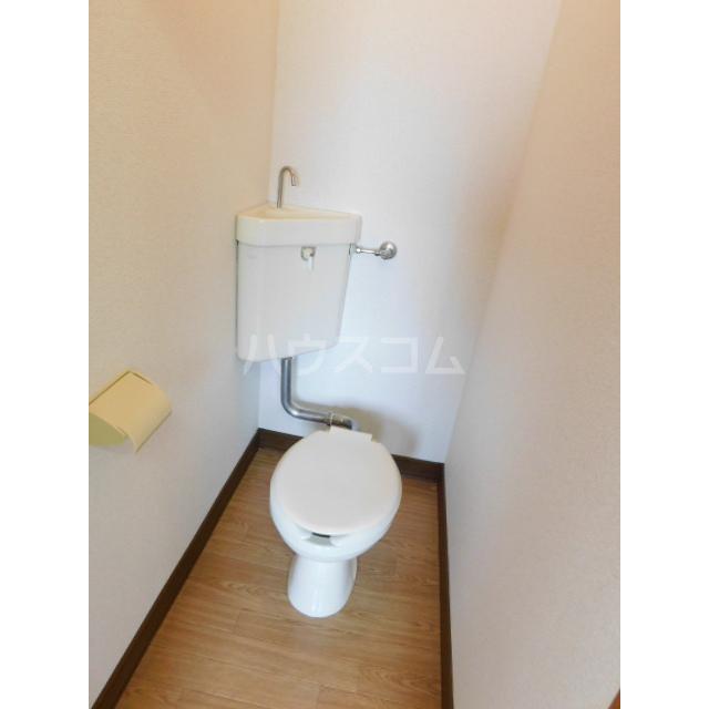 木村ハイツ 1-2号室のトイレ