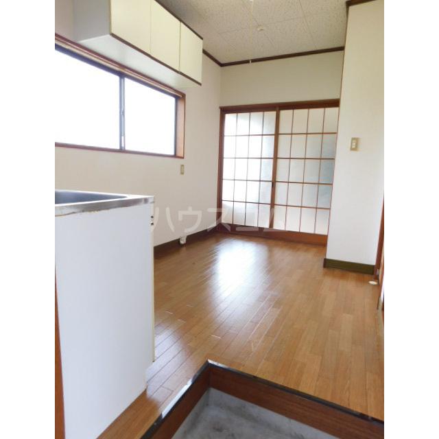 木村ハイツ 1-2号室の玄関