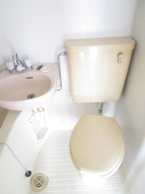コーポ井口 205号室のトイレ