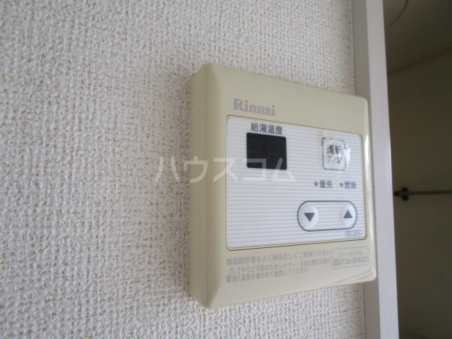 レオパレス森田 201号室のキッチン