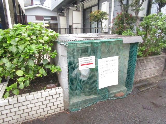 レオパレス森田 201号室の風呂